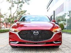 [TPHCM] new Mazda 3 - ưu đãi hơn 60tr - hỗ trợ bảo hiểm thân vỏ và phụ kiện - chỉ 225tr