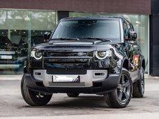 TF1 Auto đang chào bán Land Rover Defender 110 P400 HSE 3.0l, Black Edition model 2021 mới 100% - xe có sẵn giao ngay