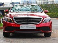 Bán xe Mercedes C 200 đời mới 2021, đưa trước 20% nhận xe ngay, cam kết giá tốt nhất khu vực miền Nam