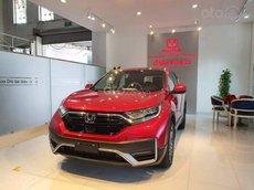 Honda Hải Phòng - New Honda CRV + giảm 1xxtr, giảm 100% phí trước bạ, hỗ trợ trả góp 80%, đủ màu, giao xe nhanh chóng