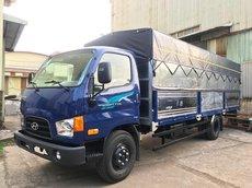 Hyundai New Mighty 110XL 2021, thùng dài 6m3, tải trọng 7 tấn