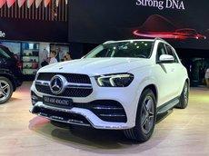 Mercedes-Benz GLE 450 4Matic, dòng xe SUV 7 chỗ nhập khẩu nguyên chiếc từ Mỹ