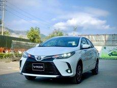 Toyota Vios 2021, đủ màu, giao ngay tại Nghệ An chỉ với 5.2 triệu/tháng