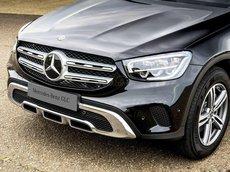Giá lăn bánh Mercedes GLC 200 2021, xe nhiều màu giao ngay cùng nhiều ưu đãi khi đặt mua