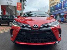 Bán xe Toyota Yaris 1.5G năm sản xuất 2021 - màu đỏ giao ngay