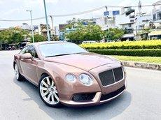 Bentley Continental GT, 2 cửa, hàng độc hiếm, mua mới 2008, lăn bánh 24 tỷ, dòng cao cấp