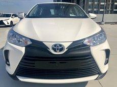 Toyota Vios 2021 hỗ trợ trước bạ 30 triệu + 1 năm bảo hiểm thân xe, đủ màu, giao ngay, 147tr nhận xe