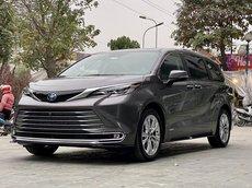 Toyota Sienna Limited 2.5L 2021 giao xe ngay toàn quốc