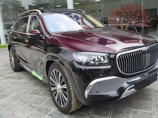 Mercedes-Benz GLS600 Maybach 2021, mới 100%, giao xe ngay