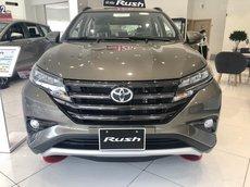 Toyota Rush 2021 đủ màu, giao ngay, 205tr có xe