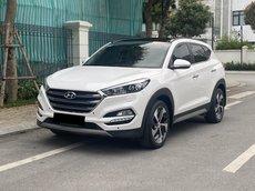Bán Hyundai Tucson 1.6 bản đặc biệt, sản xuất 2018 màu trắng