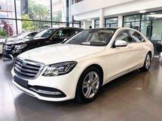 Mercedes Benz Hà Nội - Mercedes Benz S450L tặng 50% thuế trước bạ, khuyến mại tiền mặt hơn 200 triệu