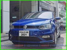 Polo Hatchback màu xanh - xe phù hợp đô thị gia đình nhỏ và phái nữ - gọi Mr Thuận báo giá tốt hôm nay
