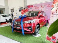 Bán ngay Suzuki Ertiga, ưu đãi ngay Suzuki Ertiga 7 chỗ giảm ngay 50 triệu + quà tặng phụ kiện giá trị