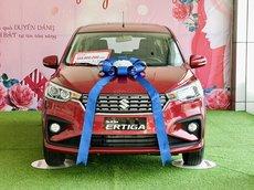Bán ngay Suzuki Ertiga, ưu đãi ngay Suzuki Ertiga 7 chỗ giảm ngay 40 triệu + quà tặng phụ kiện giá trị