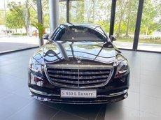 Mercedes S450 Luxury xe mới 100% giao ngay, giá tốt, trả góp 80%, ngập tràn quà tặng