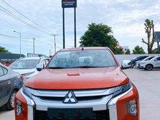 Bán tải Mitsubishi Triton đời mới 2021. Hỗ trợ vay ngân hàng lãi suất cực kỳ ưu đãi, cam kết giá tốt nhất miền Tây