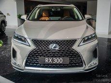 [Lexus Thăng Long] siêu ưu đãi Lexus RX 300 sản xuất 2021, đủ màu, giao xe ngay toàn quốc