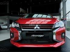 Mitsubishi Hà Nội - Mitsubishi Attrage 2021 giảm 50% phí trước bạ hết tháng 3 + phụ kiện hấp dẫn
