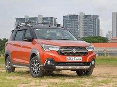 Chỉ từ 589,9 triệu đồng sở hữu ngay xe Suzuki XL7 năm sản xuất 2021