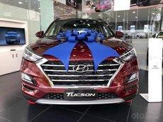 Hyundai Tucson 2021 đủ màu giao ngay, ưu đãi quà tặng cao cấp