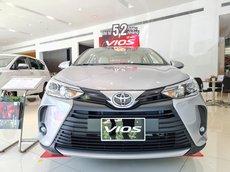 Bán Toyota Vios năm sản xuất 2021, giá 531 triệu