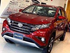 Bán Toyota Rush đời mới 2021, xe full option, có hỗ trợ vay ngân hàng lãi suất cực ưu đãi, cam kết giá tốt nhất miền Bắc