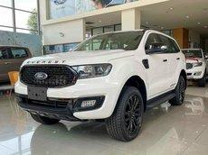 [Ford Tây Ninh] - siêu khuyến mãi trả trước 222tr - sẵn màu giao ngay Ford Everest Titanium 2021 toàn quốc
