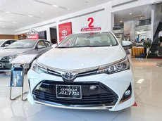Cần bán xe Altis 1.8 CVT sản xuất 2021, giá 733 triệu