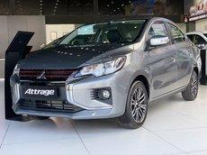 Mitsubishi Attrage model 2022, ưu đãi cực khủng giảm ngay 23 triệu, giá lăn bánh thấp nhất Miền Trung