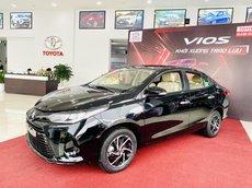 Toyota Vios 2021 trả góp 6tr/tháng tặng bảo hiểm xe