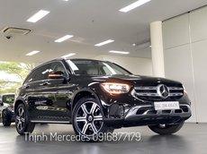 Mercedes-Benz GLC 200 4Matic 2021, giảm tiền mặt cực lớn, xe đủ màu giao ngay toàn miền Nam, bank hỗ trợ 80%