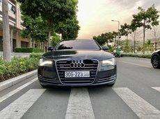 Cần bán lại xe Audi A8 đời 2011, màu xám, nhập khẩu còn mới
