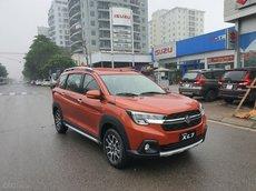 Suzuki Long Biên - Suzuki XL7 2021, nhận xe chỉ với 73.5 tr, hỗ trợ bank 75%-80%, KM lên đến 45tr