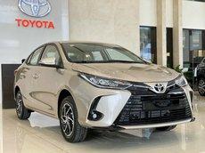 Bán Toyota Vios - chào hè giảm shock giảm tiền mặt, tặng phụ kiện thân vỏ ngay trong tháng 5