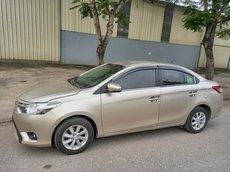 Bán Toyota Vios E sản xuất năm 2015 biển HN, động cơ hoạt động tốt