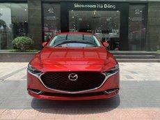 Mazda Hà Đông - Chỉ cần trả trước 160 triệu có ngay Mazda 3 2021 - ưu đãi tiền mặt + xe đủ màu giao ngay