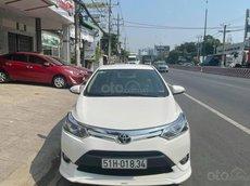 Toyota Vios sản xuất 2017 1.5AT bản Sportivo, biển số thành phố