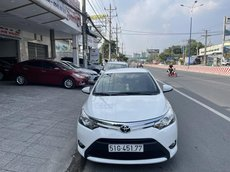 Toyota Vios sản xuất 2017 1.5AT, biển số thành phố