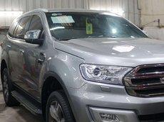 Cần bán xe Ford Everest Titanium đời 2017, màu bạc, giá chỉ 929 triệu