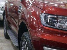 Cần bán lại xe Ford Everest năm 2020, màu đỏ