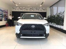 Toyota Cross bản G màu trắng - nhiều xe giao sớm - giá tốt tại Hà Nội