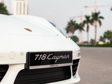 Porsche 718 Cayman 2021 new 100%, giao ngay