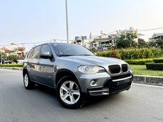 BMW X5 3.0 nhập Mỹ 2010, loại form mới, màu xám, full đồ chơi cao cấp, cửa sổ trời Panorama