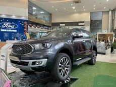 Bán xe Ford Everest Titanium 2.0 AT 4x2, ưu đãi lên tới 85 triệu