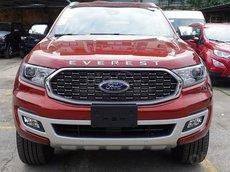 Khuyến mãi Ford Everest 2021 siêu khủng, hỗ trợ trả góp 85%, giảm giá tiền mặt lên đến 100 triệu + tặng kèm gói phụ kiện