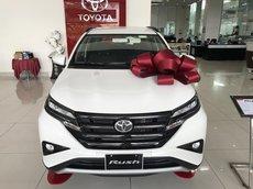 Toyota Tiền Giang - Toyota Rush 2021 phiên bản đời mới nhất, hỗ trợ vay vốn cực tốt, giá tốt nhất ở khu vực miền Tây