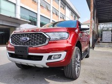 Bán xe Ford Everest Titanium 2.0L AT 4WD 2021, ưu đãi tới 89 triệu