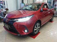 Toyota Yaris 2021 nhập Thái giao ngay - hỗ trợ vay 85%