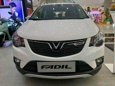 Vinfast Fadil xe giao ngay, miễn phí trước bạ, trả trước 120 triệu đồng nhận xe